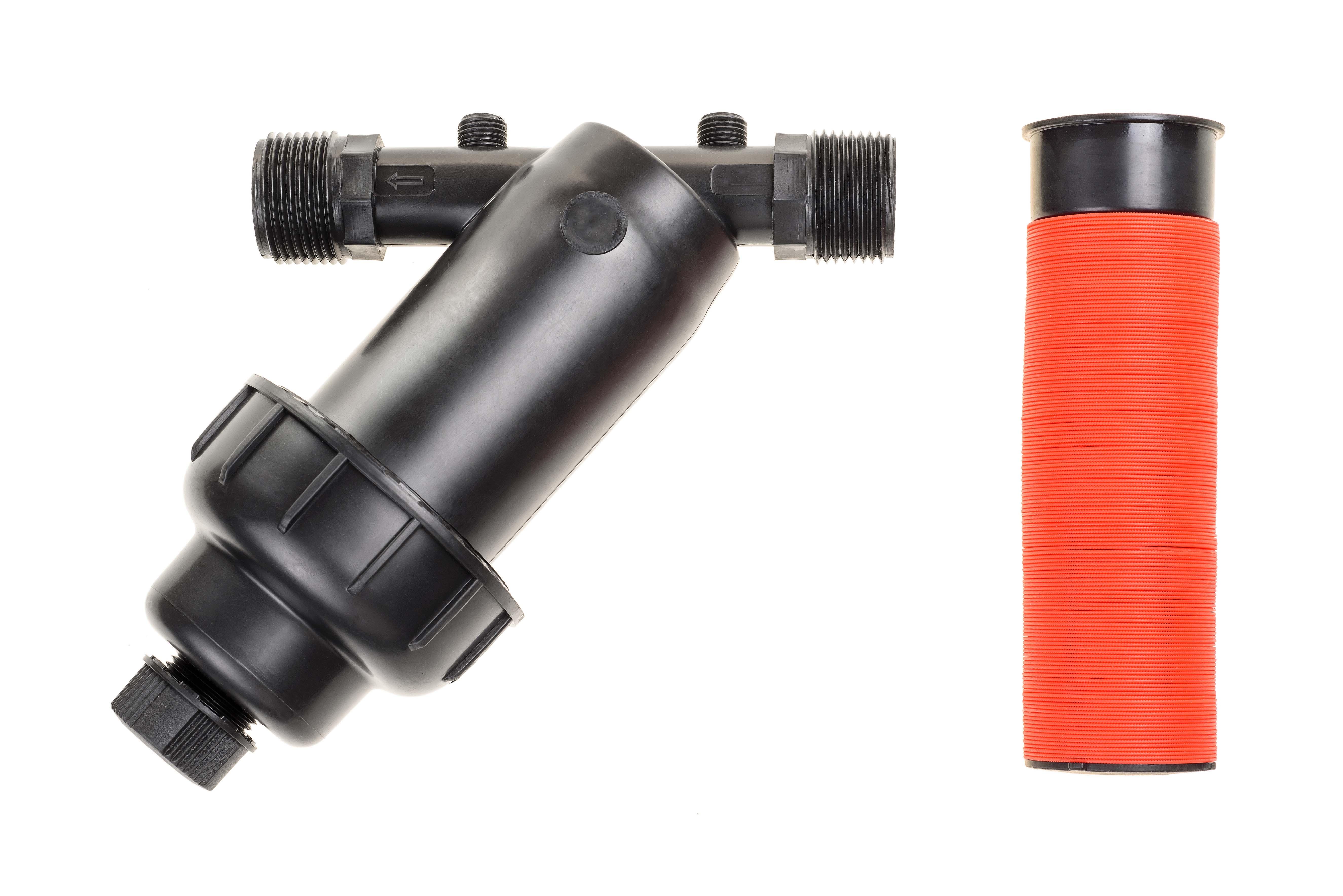 Фильтры, как часть системы капельного полива